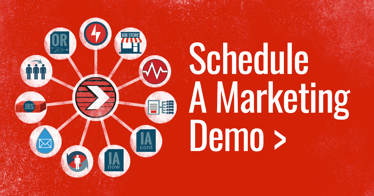 Schedule A Marketing Demo
