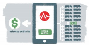 A Driver Referral Program You Can Trust