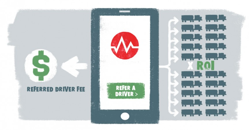 driver referral program