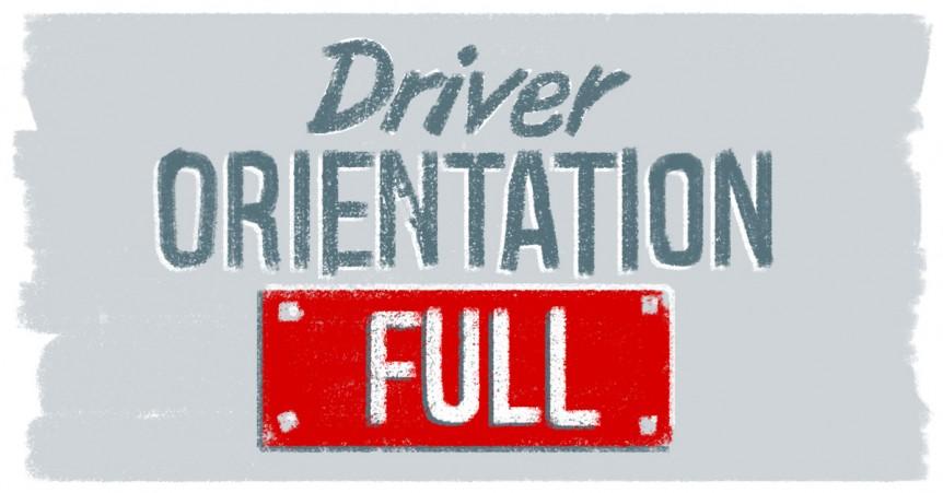 driver orientation
