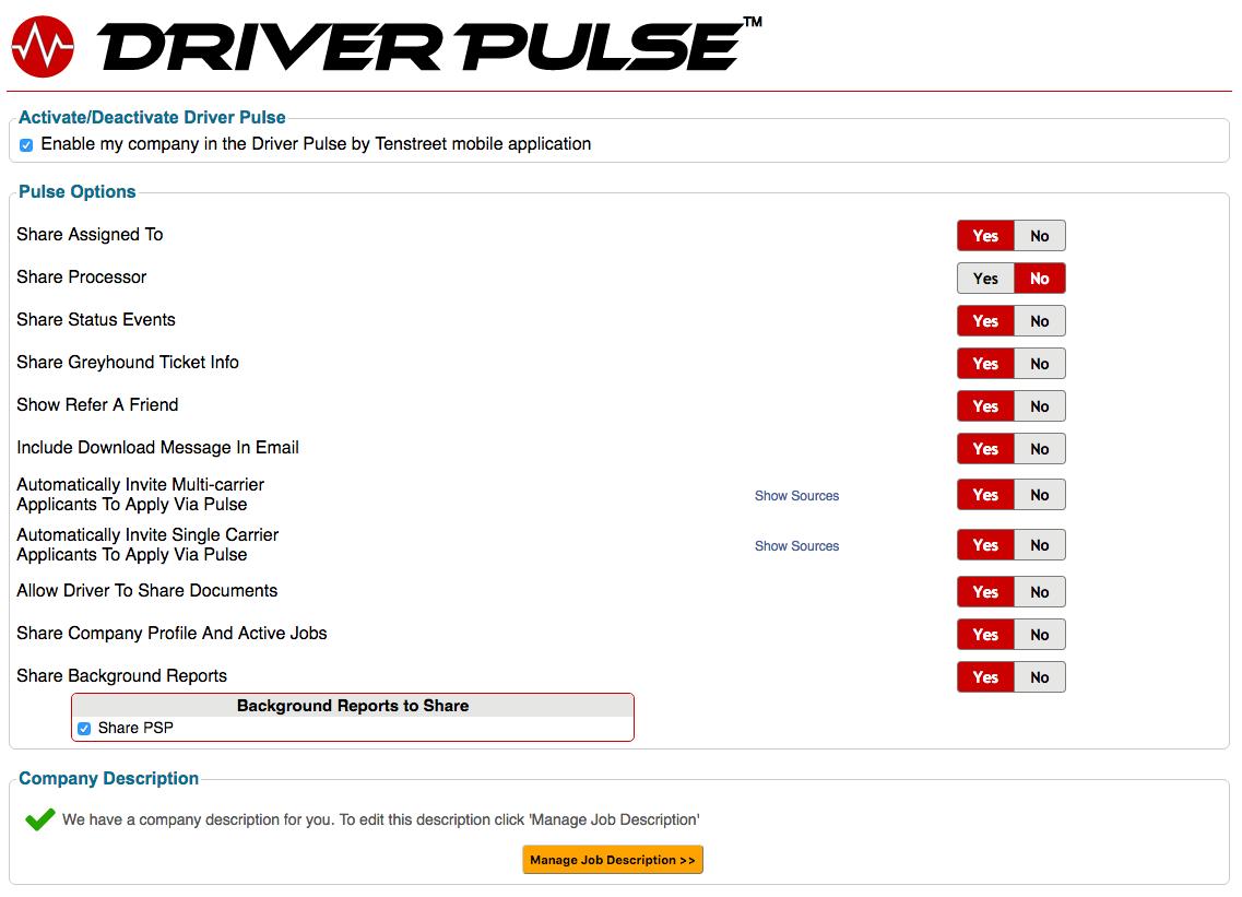 driver pulse invite 2