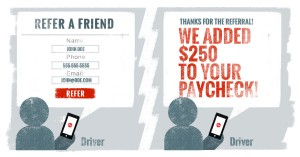 A Complete Driver Referral Program that Works for You
