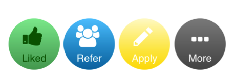 Refer A Friend Mobile Icons