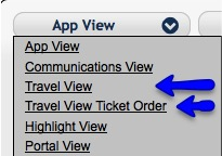 Travel View & Travel View Ticket Order