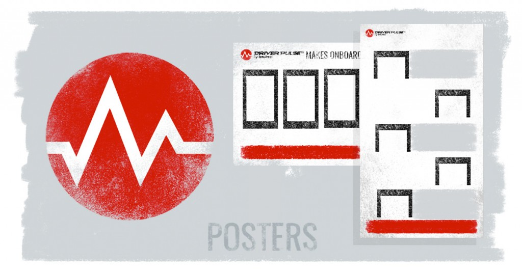 Driver Pulse Posters