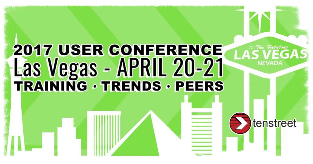 Tenstreet User Conference Banner