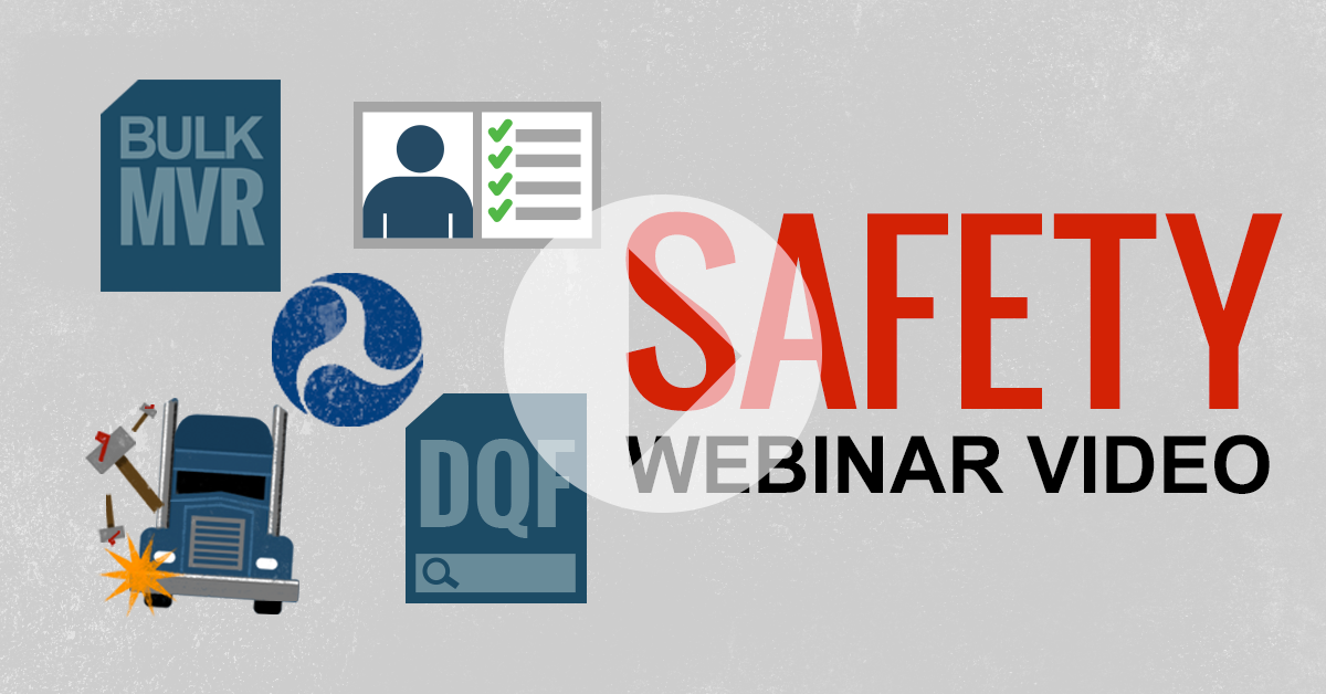 safety webinar video