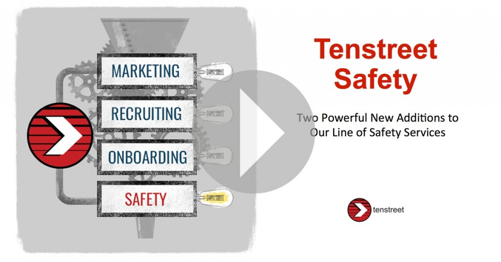 safety webinar tenstreet