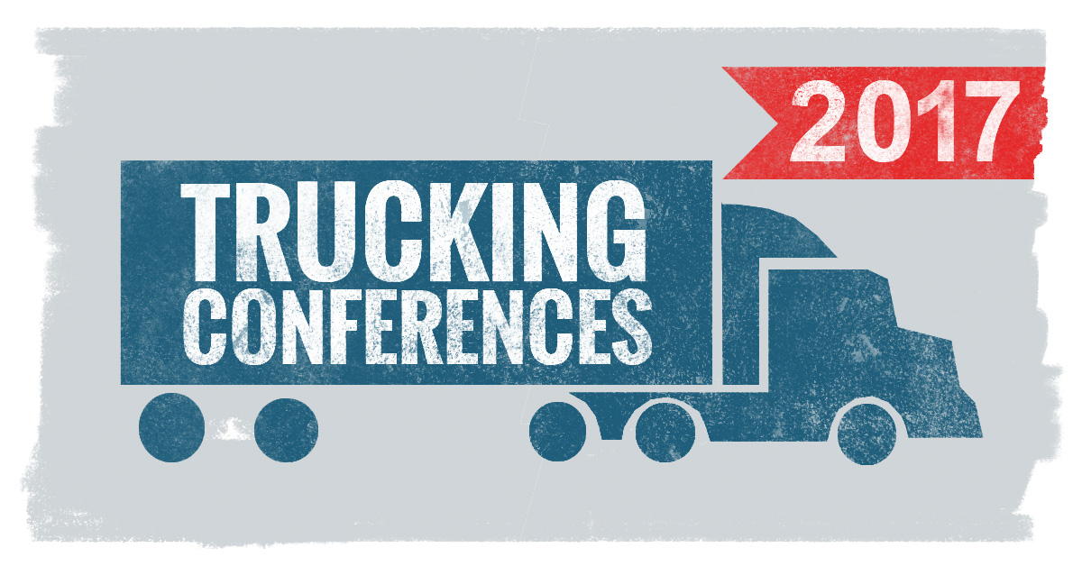 Top 9 Trucking Conferences in 2017