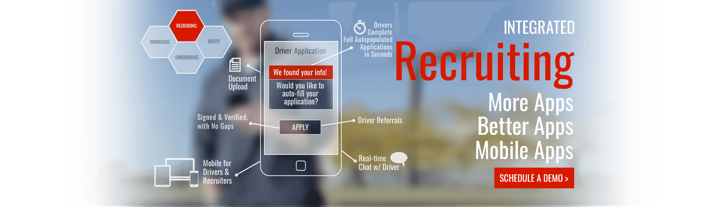 More Driver Applications, Better Driver Applications, Mobile Driver Applications