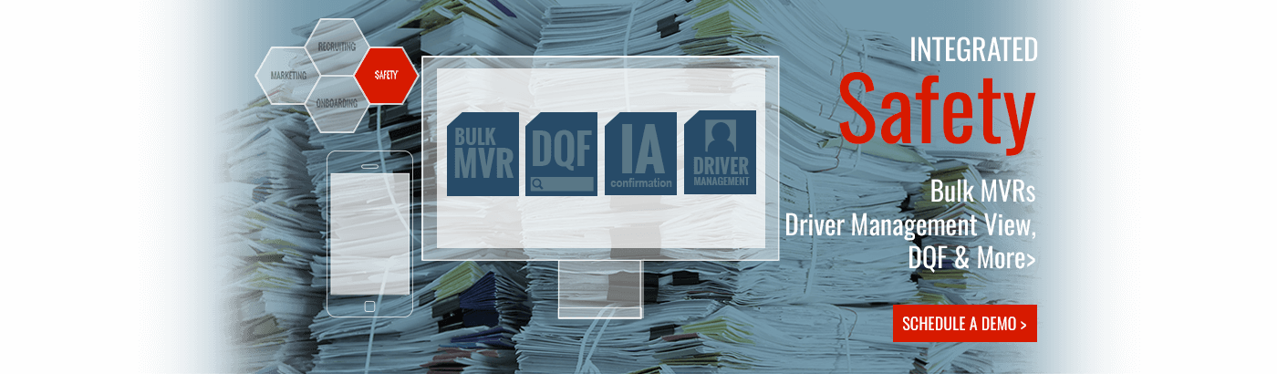 Bulk MVRs, Driver Management View, DQF, & More