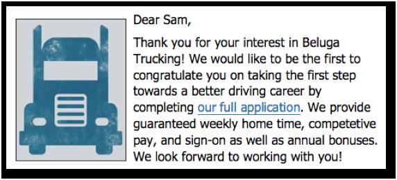 Job Board Scrubber email