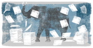 The Paper Elephant in the Room