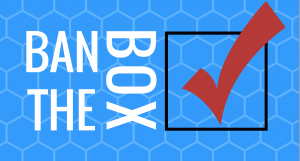 Walk the Walk with Ban the Box