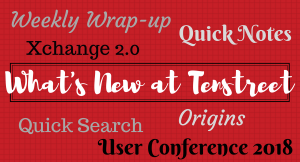 What's New Here at Tenstreet?