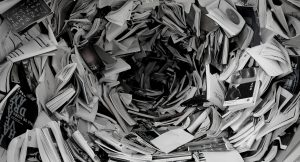 The Case of the Paper Pit